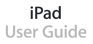 iPhone iPad 3 User Guide Manual PDF