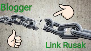 Cara memperbaiki link rusak atau broken link