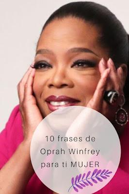 ➤ Oprah Winfrey: 10 frases inspiracionales para ser una mujer exitosa