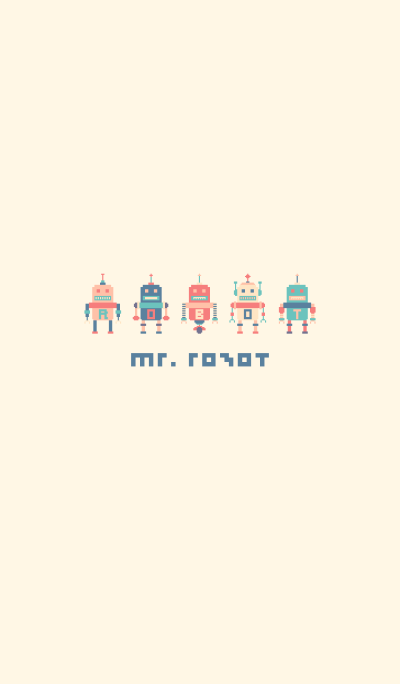 MR. ROBOT (MINT)