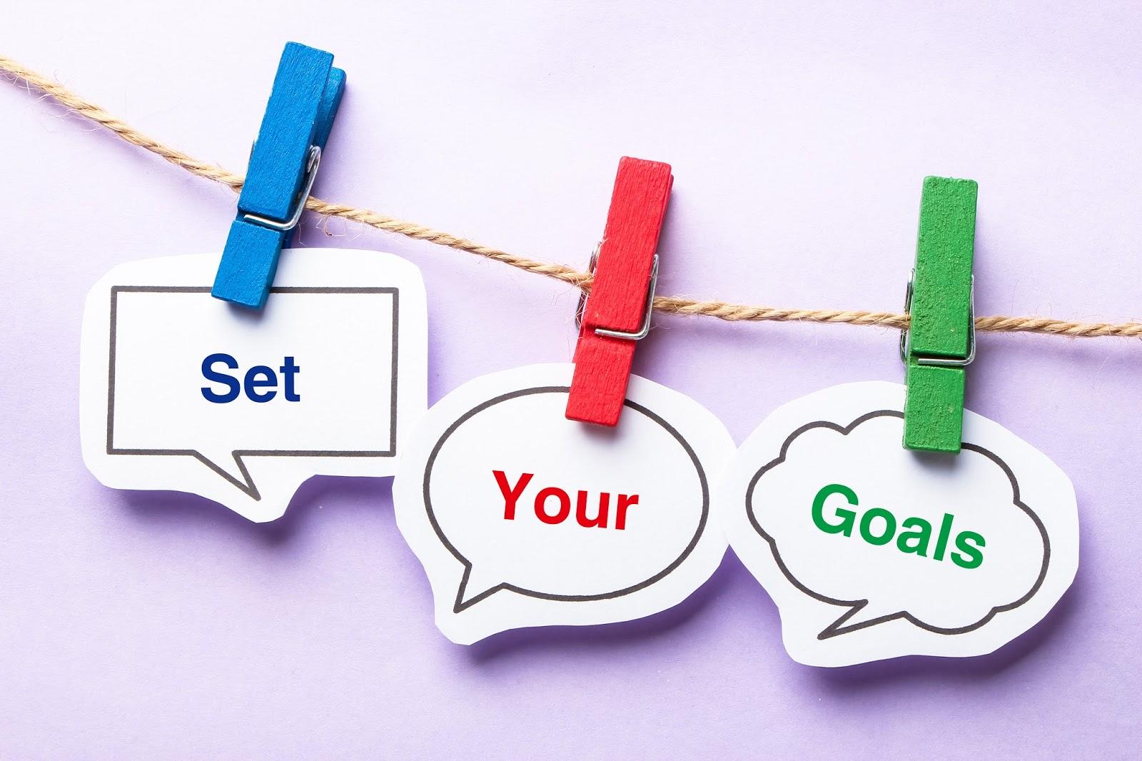 Choose Bigger Goals
