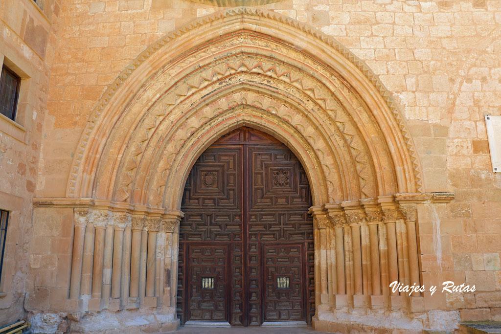 Iglesia de Santa María de la Huerta