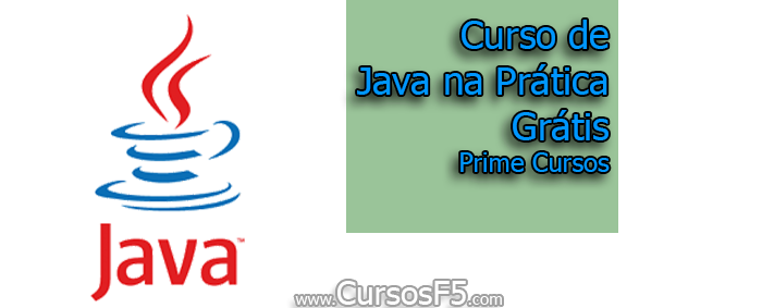 Curso de Java na Prática Grátis - Prime Cursos