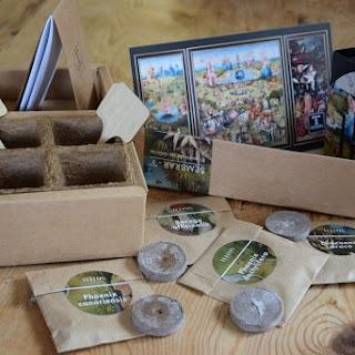 Kits de cultivo en casa por amor al arte (y a la cocina)