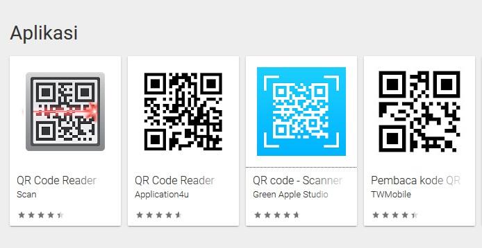 Cara Scan Barcode Google Maps Di Android Dan iPhone