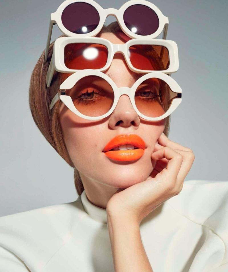 Tanya Kizko - Harper's Bazaar Mexico