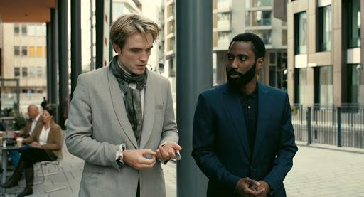 Christopher Nolan Tenet Filmi
