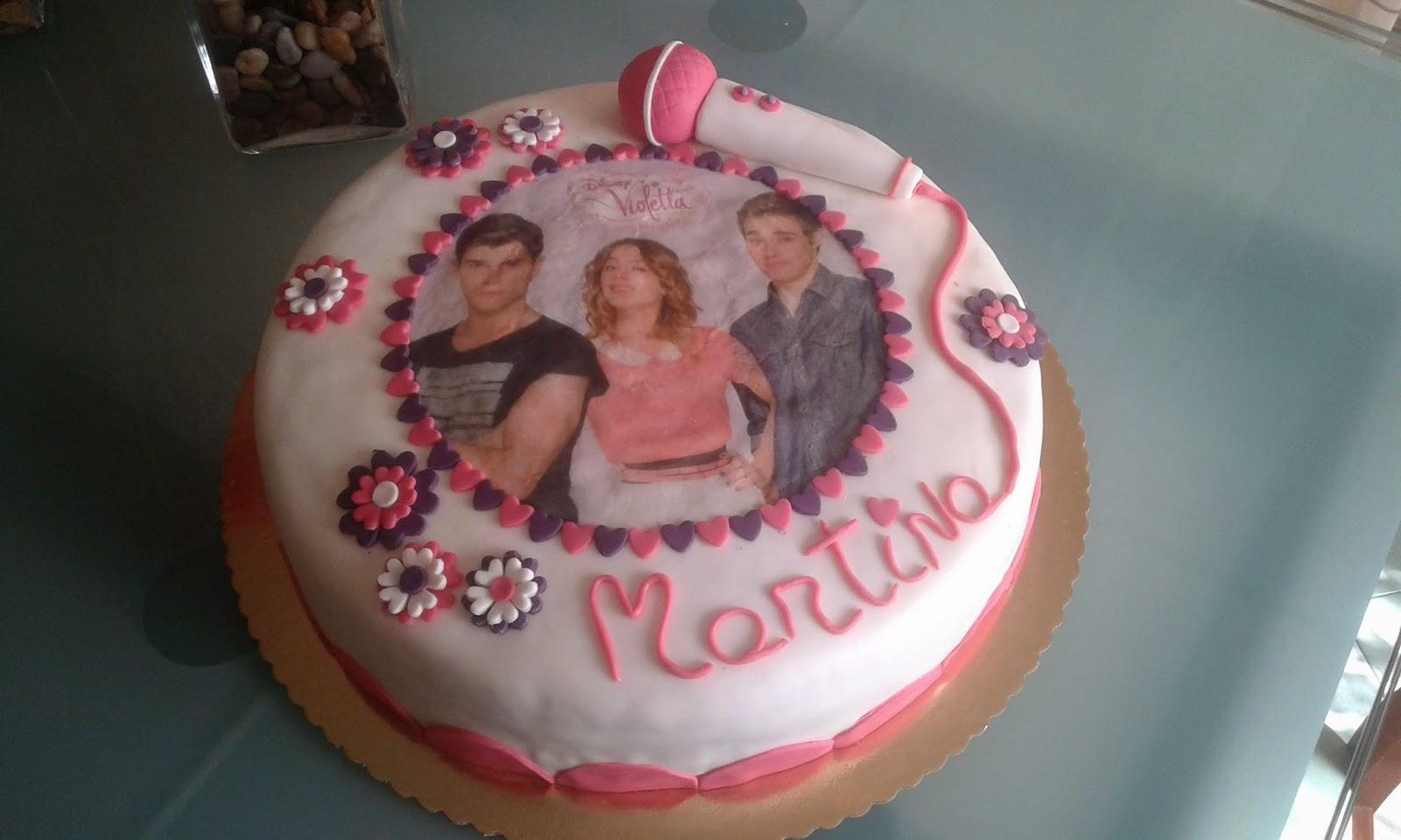 Torta Cake Design Violetta : Art Sugar Crystals: Torta Violetta pdz