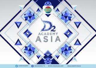 36 Peserta D'Academy Asia 2 Indosiar