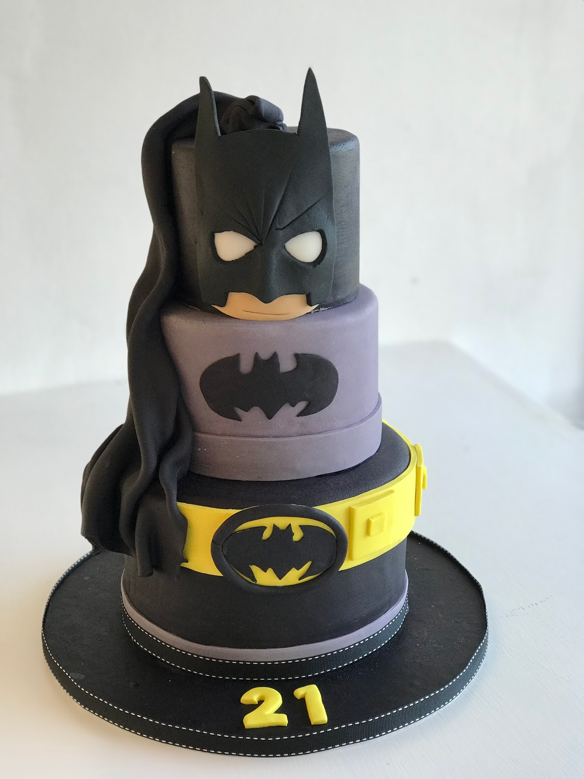 Birthday Cakes Durbanville Cape Town I Made This Cool Batman Cake For A Guy Who Turned 21 He Loved It