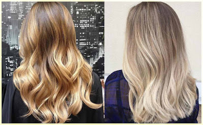 Soft Blonde Balayage Hair Color - 18 Best Hair Color Trend 2016