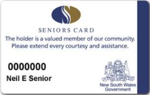 50 seniors card