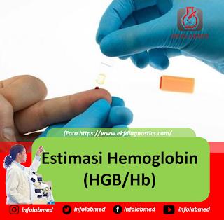 Estimasi Hemoglobin hgb hB