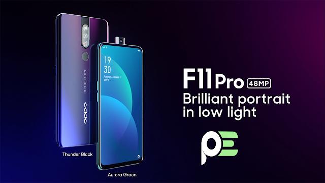 سعر ومواصفات هاتف OPPO F11 PRO فى مصر