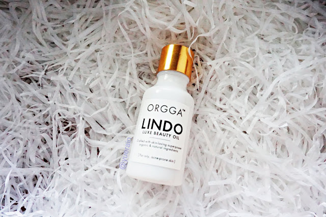 Orgga LINDO Luxe Beauty Oil