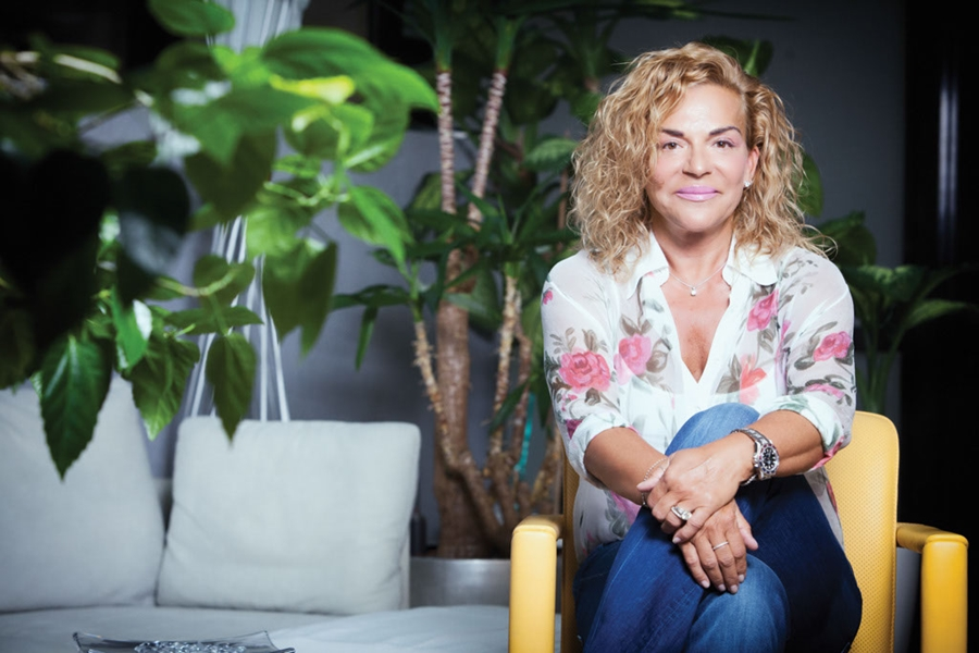 femeie de afaceri luchi georgescu