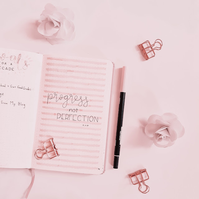 Tips for Improving Your Bullet Journal Quote Pages