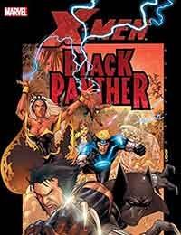 X-Men/Black Panther: Wild Kingdom