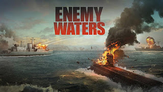 Enemy Waters Submarine and Warship Battles