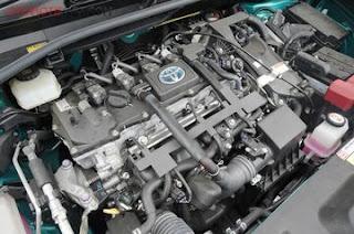 Mesin Toyota Corolla Cross