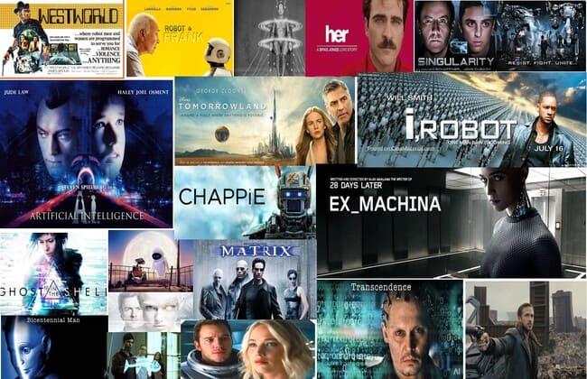 machine learning movies