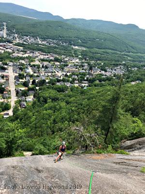 DLM Memorial, Mt. Forist, multi pitch, slab climbing, rock climbing
