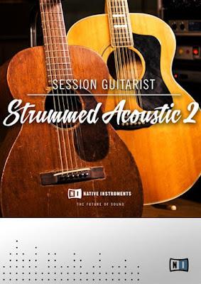 Cover da Library Native Instruments - Session Guitarist: Strummed Acoustic 2 (KONTAKT)