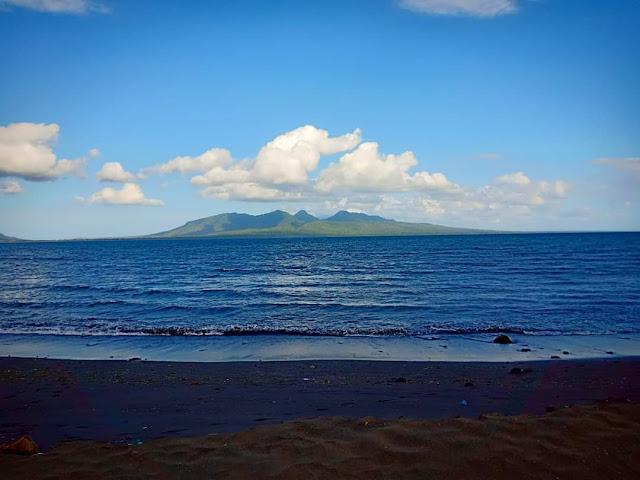 Lokasi Pantai Cacalan