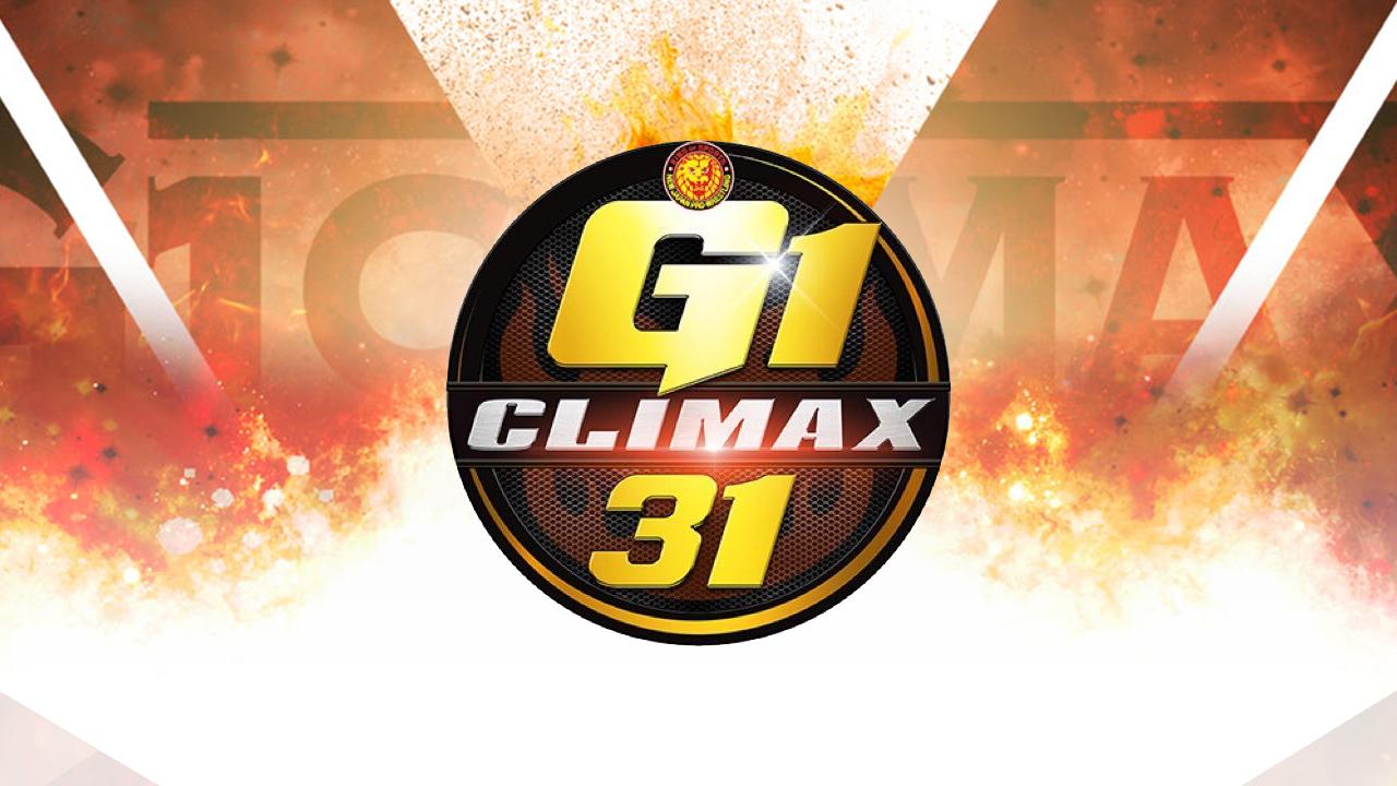 NJPW revela os participantes do G1 Climax 31