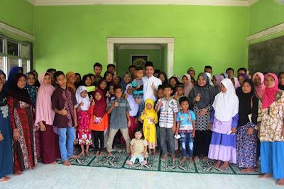 Bintang Foundation, Santuni dan Bina Anak Yatim