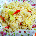 Nasi Goreng Simple, Hanya Pecahkan Telur Pun Dah Sedap!