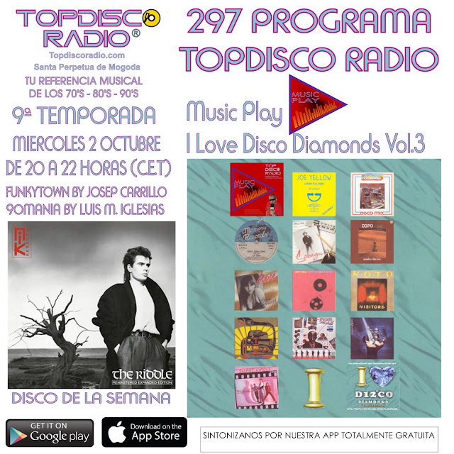 297 Programa Topdisco Radio