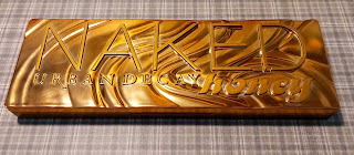 Review Urban Decay Naked Honey oogschaduw palette