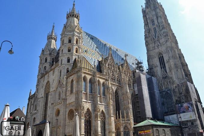 Zwiedzanie wiedeńskiej katedry