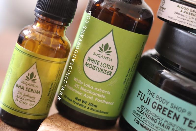 Suganda White Lotus Moisturiser review, Suganda moisturiser Review