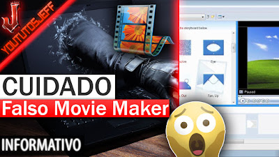 Windows Movie Maker, movie maker, Fraude