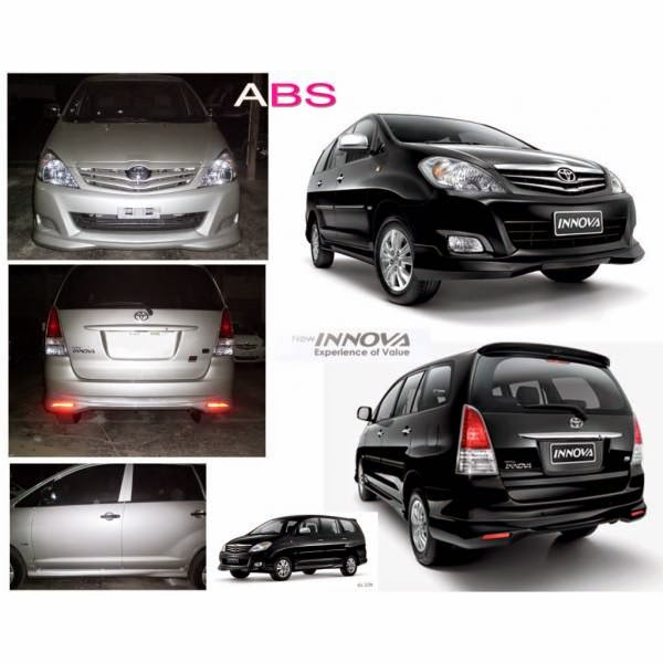 Body Kit Toyota Innova TRD v2 09-11