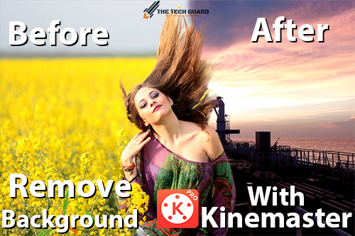 How to Remove Background From Any video With Kinemaster - Mobile Video Editor