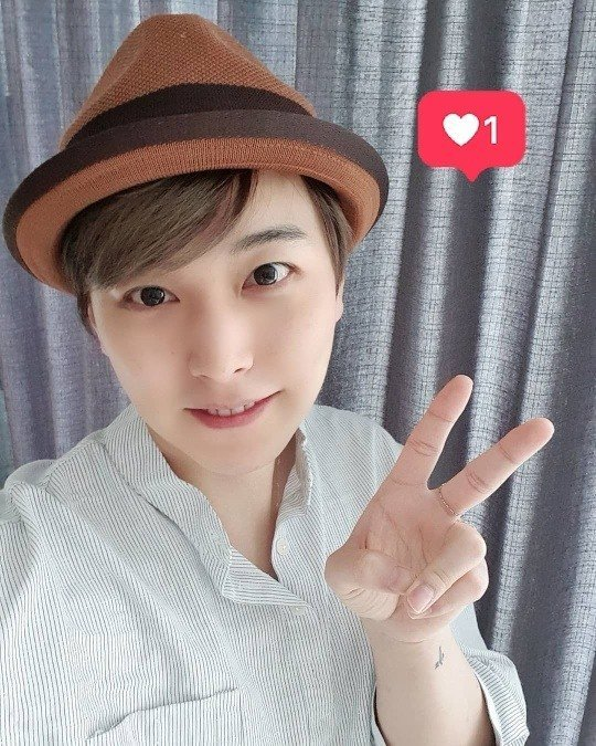 Sungmin yeni fotoğrafında yirmili yaşlarında gibi görünüyor