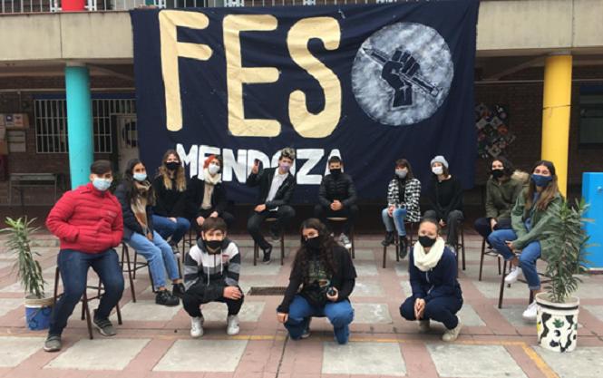 La Federación de Estudiantes Secundarios de Mendoza lanzó su proyecto de conectividad con más de 20 puntos wifi gratis