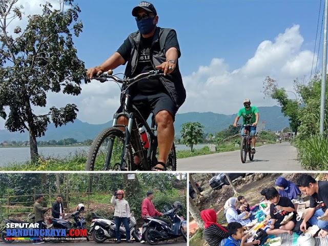 Bersepeda, Touring, Hingga Botram Jadi Favorit Wisata Saat New Normal