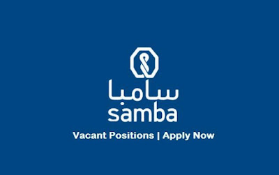 Samba Bank March Jobs In Pakistan 2021 Latest | Apply Now