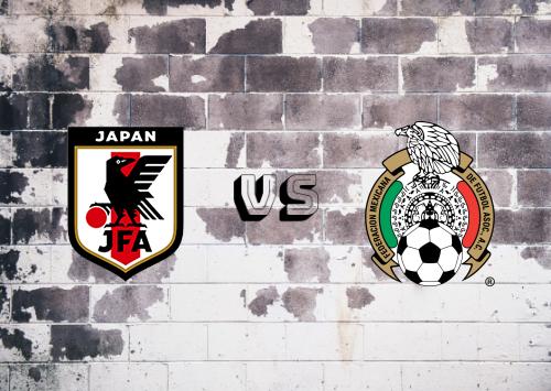 Japan vs México   Resumen