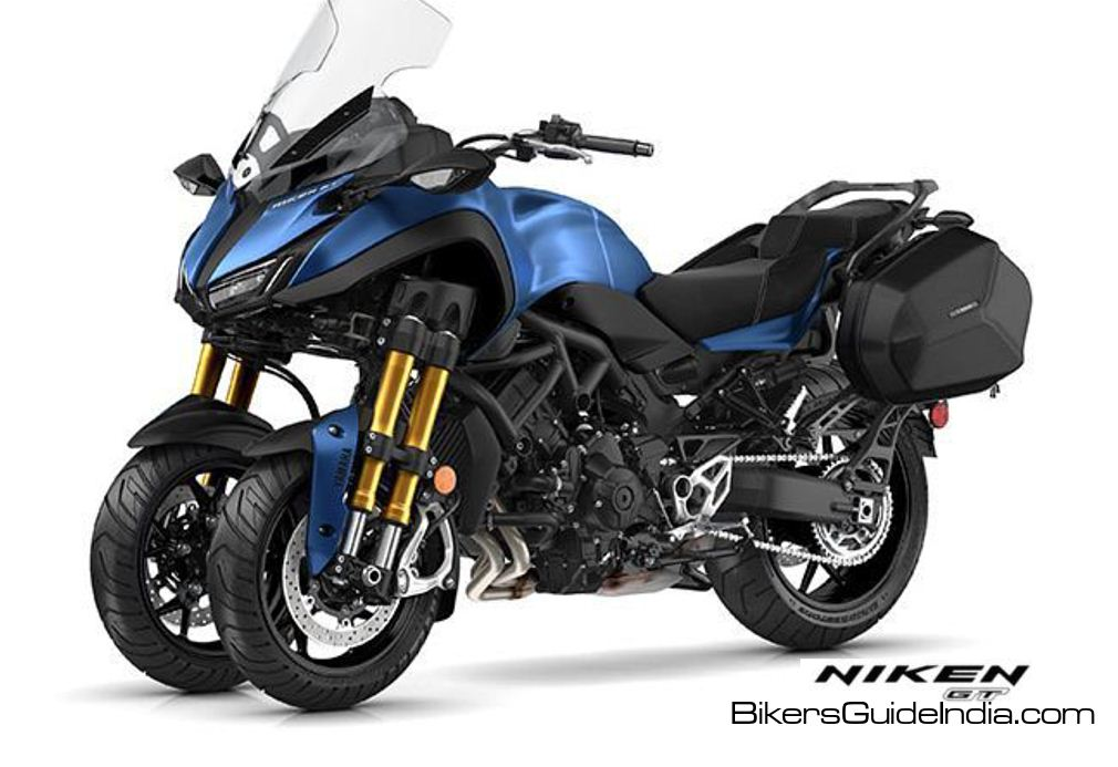 yamaha niken gt 2019 at eicma 2018 features unveils bikers guide india. Black Bedroom Furniture Sets. Home Design Ideas