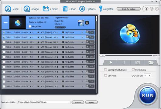 WinX DVD Ripper Platinum 8.6.0.207 Downlaod [Crack + Portable] - U4PC Best Latest Pc Games And ...