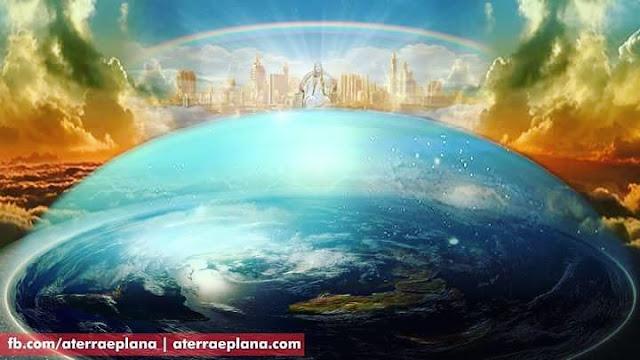 Deus criou a Terra fixa em seu lugar desde o princípio!