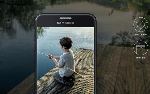 Kamera Belakang Samsung J5 Prime