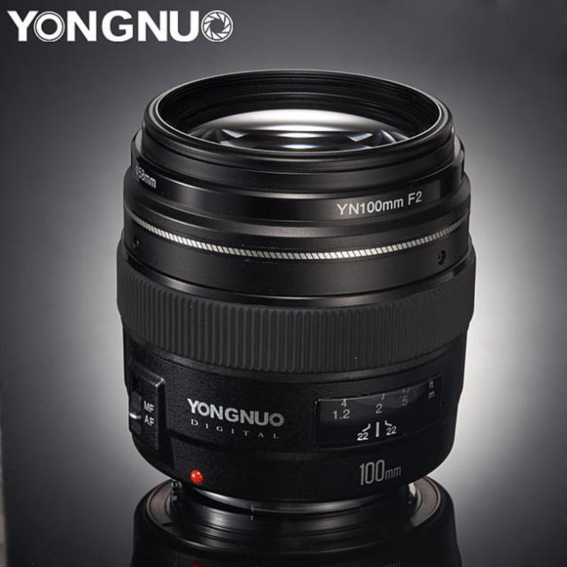 Объектив Yongnuo YN 100mm f/2