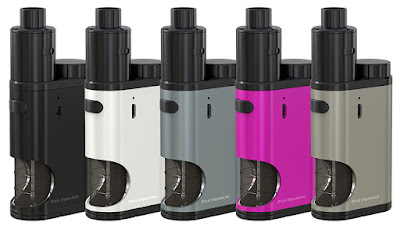 The Eleaf Pico Squeeze Kit With Coral Atomizer