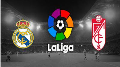مشاهدة مباراة ريال مدريد وغرناطة بث مباشر اليوم 5-10-2019 في الدوري الاسباني